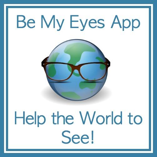 Be My Eyes Helping Blind People