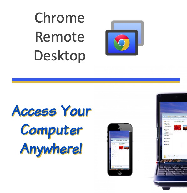 Chrome Desktop Remote