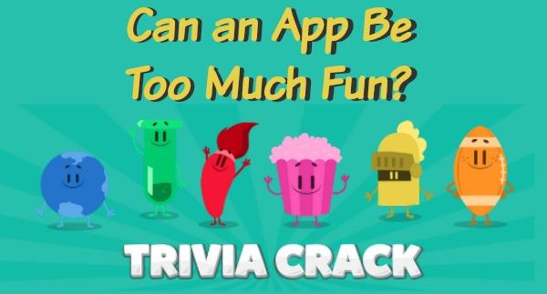 Trivia Crack Quiz app