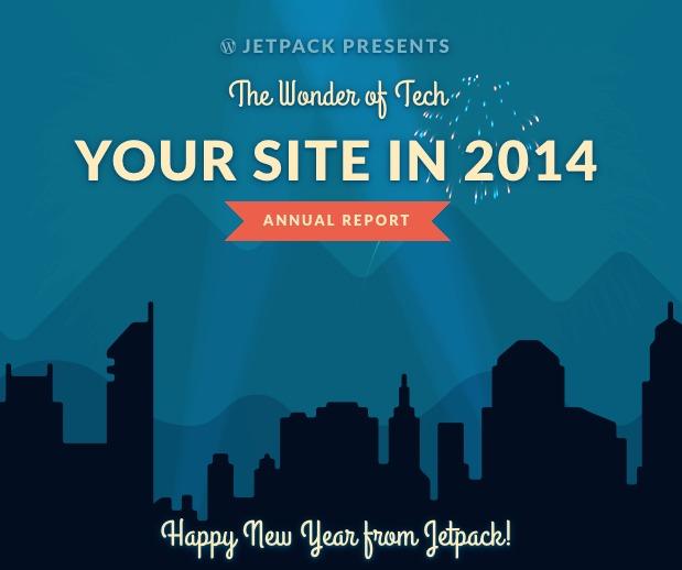 Jetpack Report 2014