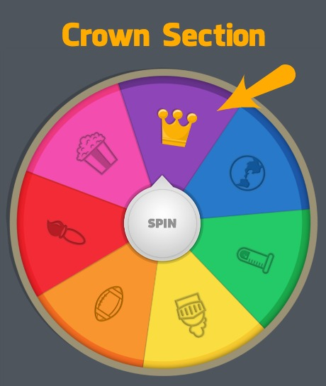 Trivia Crack Crown Section
