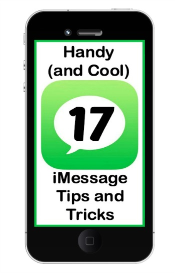 17 Handy (and Cool) iMessage Tips and Tricks!