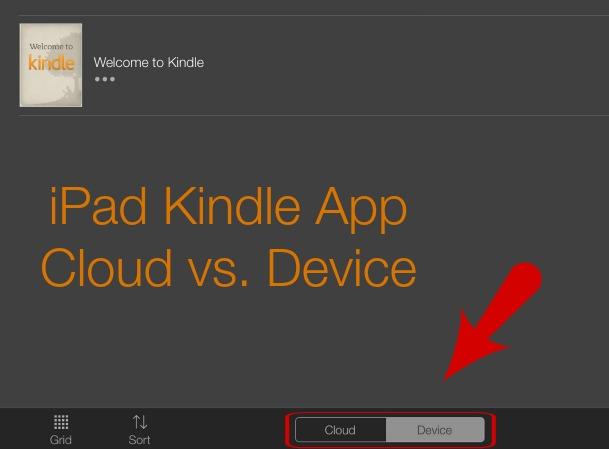 iPad App Cloud Device