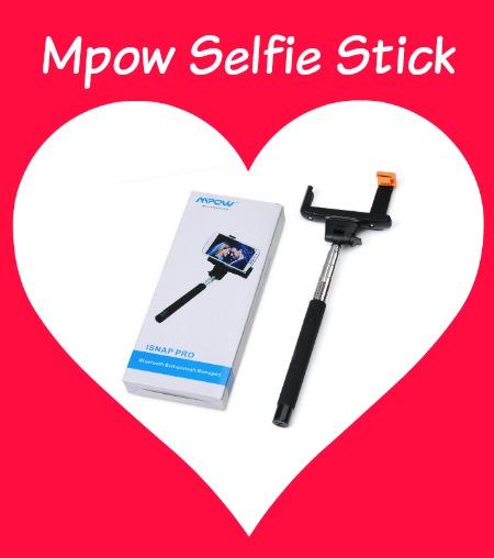 Valentine's Selfie Stick