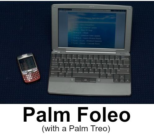 Palm Foleo Treo