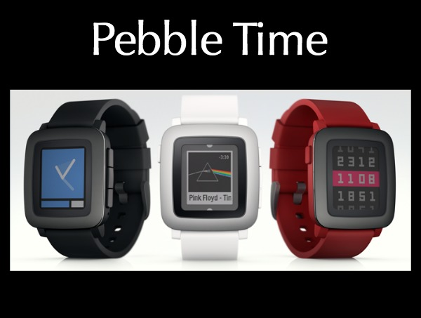 PEBBLE Time choices