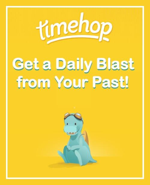 Timehop Memories