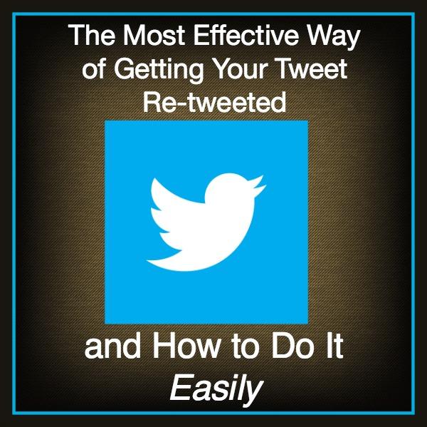 Twitter Increase RT's