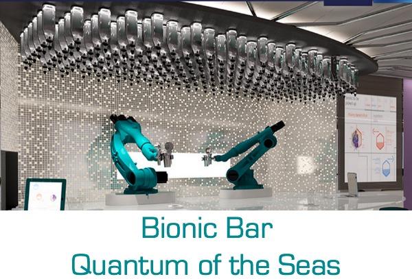 Robot Bartenders Quantum