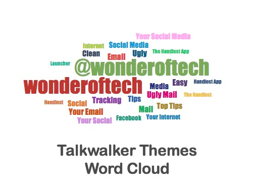 Talkwalker Themes Keywords
