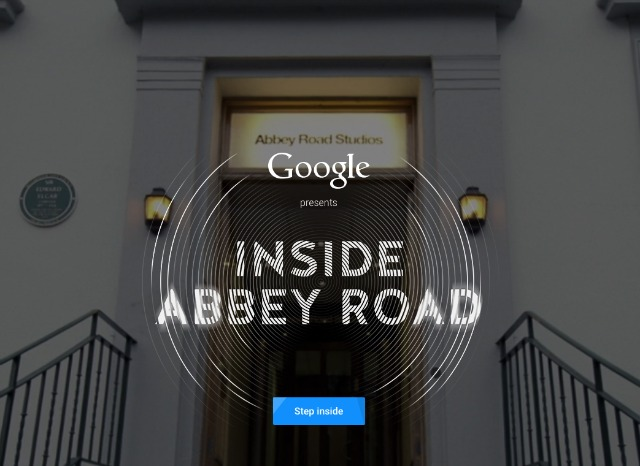 Google Abbey Road Tour