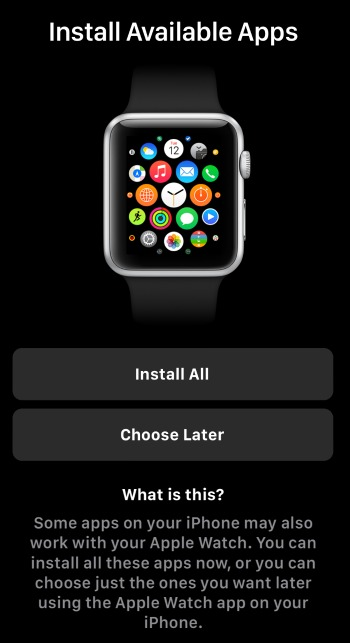 Apple Watch Apps Custom