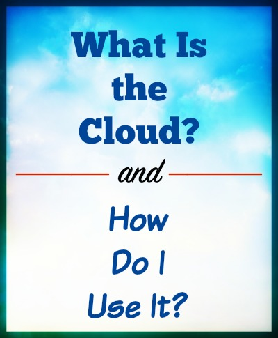 What Do You Use the Cloud for?