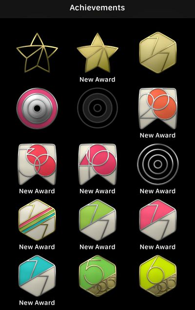 Apple Watch Awards