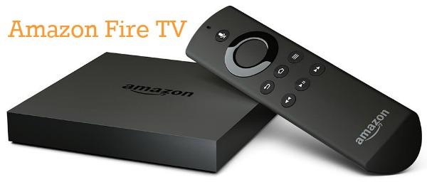 Amazon Fire TV comparison