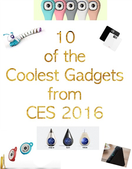 10 of the Coolest Gadgets from CES 2016