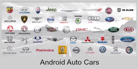 Android Auto Car Availability