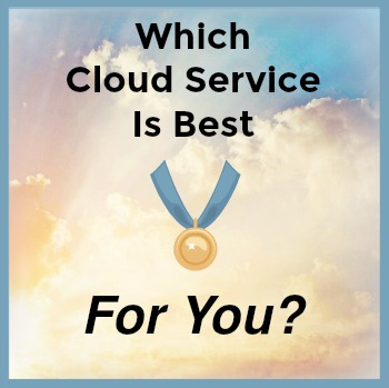 Best Cloud Service for You
