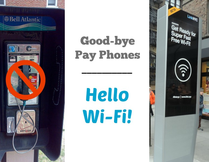 Good-Bye Pay Phones, Hello Wi-Fi!