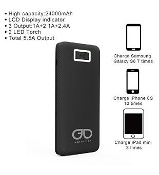 Gatcepot Battery Pack