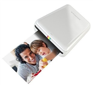 Polaroid Zip Printer with ZINK Inkless Printing