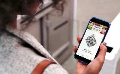 Amazon Go Store App
