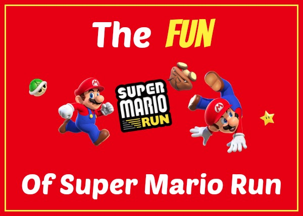 Super Mario Fun App Review
