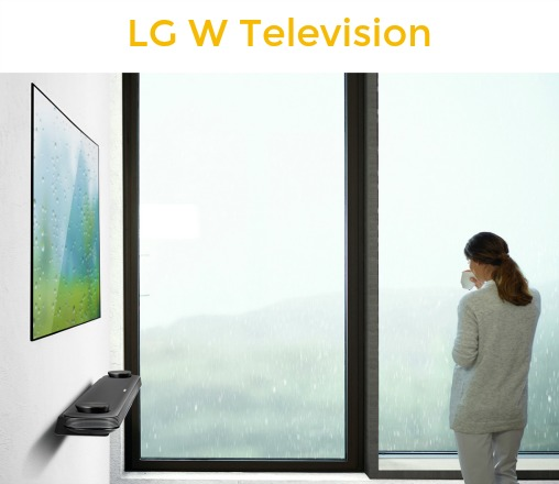LG W Television
