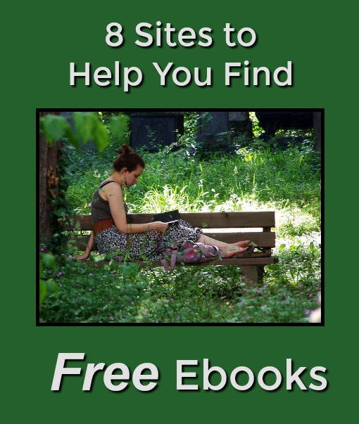 8  Sites to Help You Find Free Ebooks