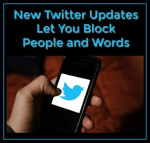 Twitter Updates 2017