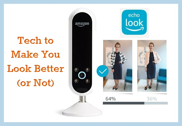 Amazon's Echo Look: Tech to Make You Look Better (or Not)