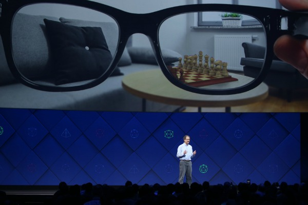 Facebook Glasses F8