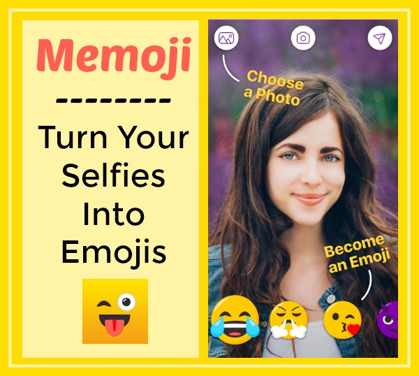 Memoji – Turn Your Selfies Into Emojis