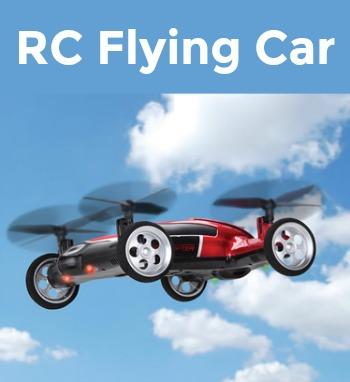 RC Flying Car Drone