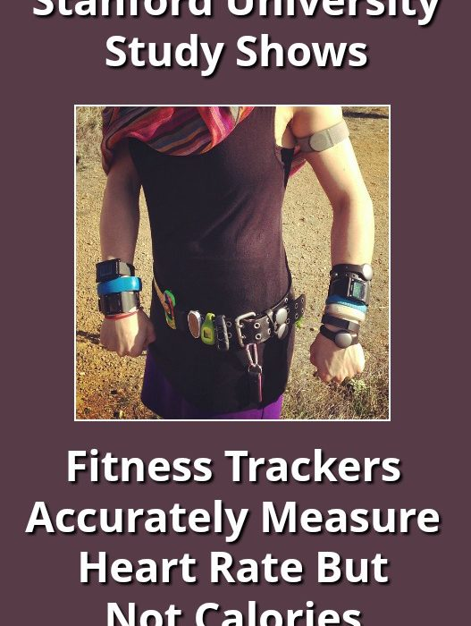 Stanford Study Says Fitness Trackers Accurately Measure Heart Rate But Not Calories