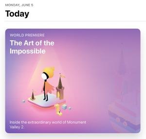 iTunes App Store Today App