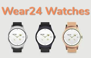 Verizon Wear24 Watches