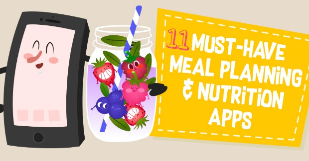 Best Apps to Help You Eat Healthy