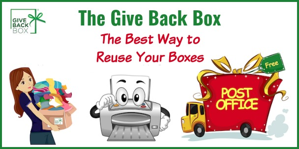 The Give Back Box – The Best Way to Reuse Your Boxes