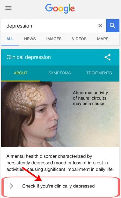 Google Quiz Search Results