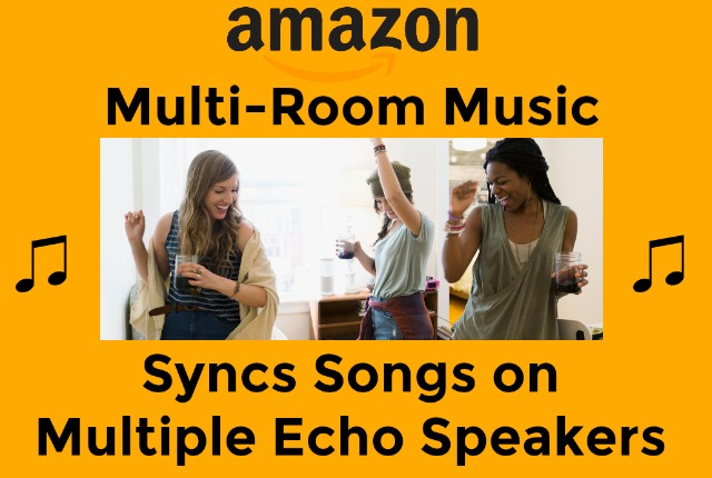 Amazon Echo Multi-Room Music