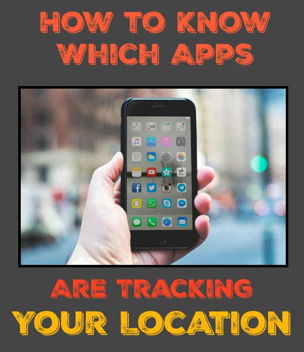 Location Tracking Permission for Apps