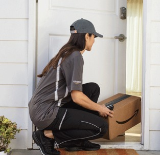 In Home Delivery Method Amazon Key