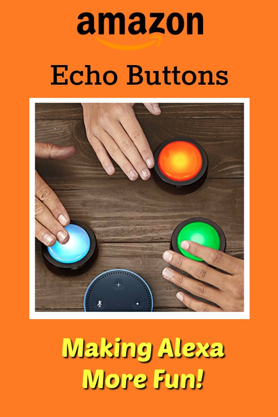 Find out how Amazon's Echo Buttons let you play fun games with Alexa.