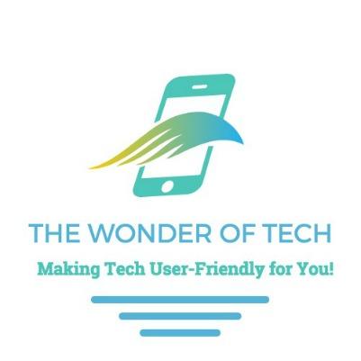 Wonder of Tech Logo DesignEvo