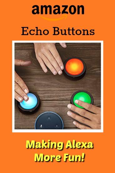 Amazon Echo Buttons for Alexa Games