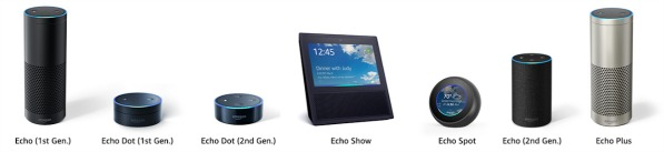 Echo Speakers compatible with Echo Buttons