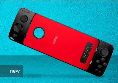 Game Controller Mod Moto Z 2 Play