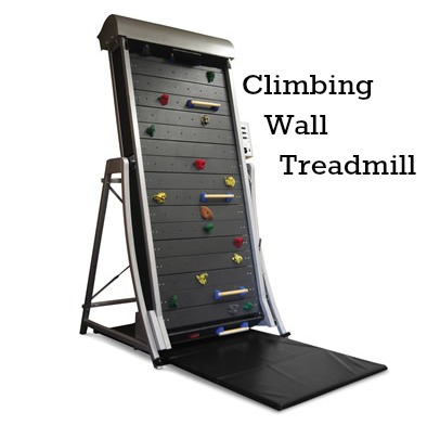 Climbing Wall Treadmill Exercise Machine