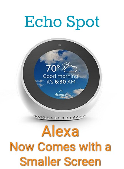 Echo Spot with Alexa Review